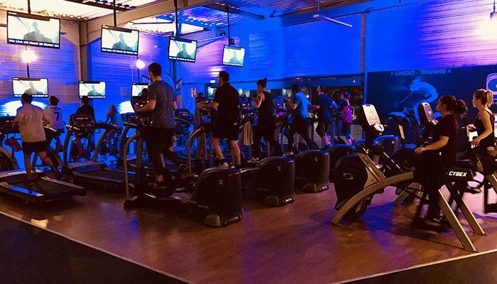 Grand parc Cardio-Training à Rennes