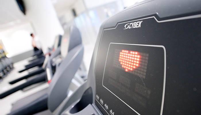 Machine de Cardio Cybex