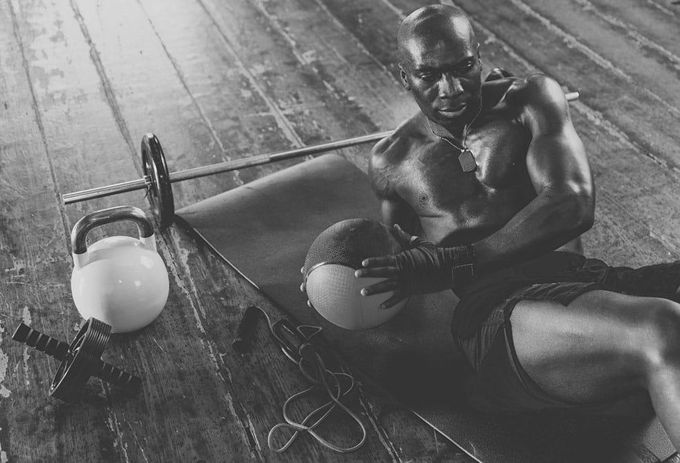 Activité de Musculation