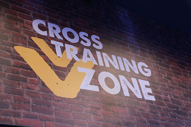Zone Cross-Training