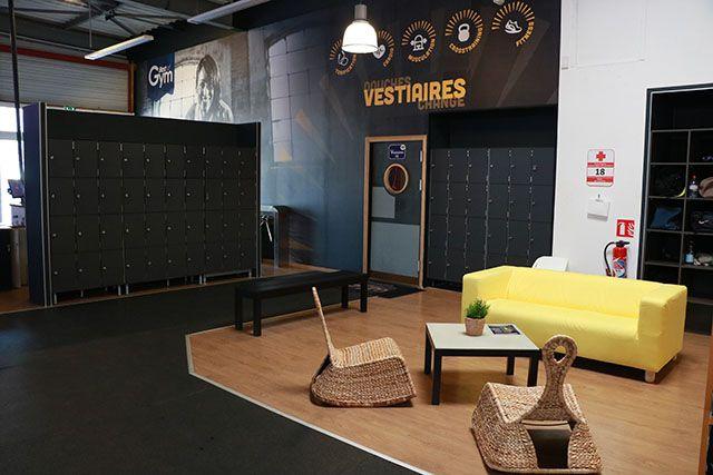 Salle de sport haut de gamme à Rennes