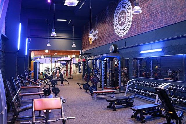 Salle de sport et musculation à Rennes