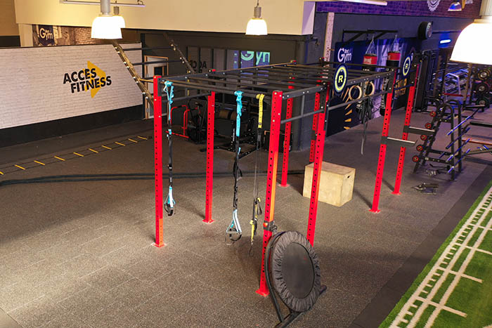 Cage de Cross Training complète