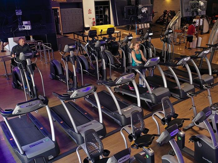 Grand parc cardio-Training