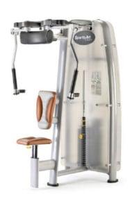 Machine épaules deltoide postérieur