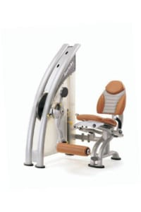 Machine extension jambes