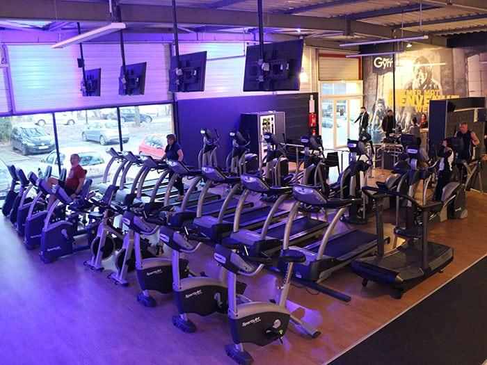 Parc Cardio-Training à Rennes