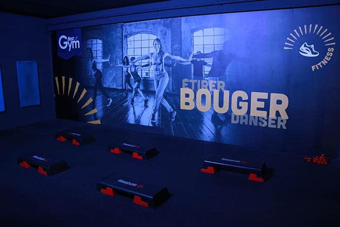 Salle de fitness à Rennes