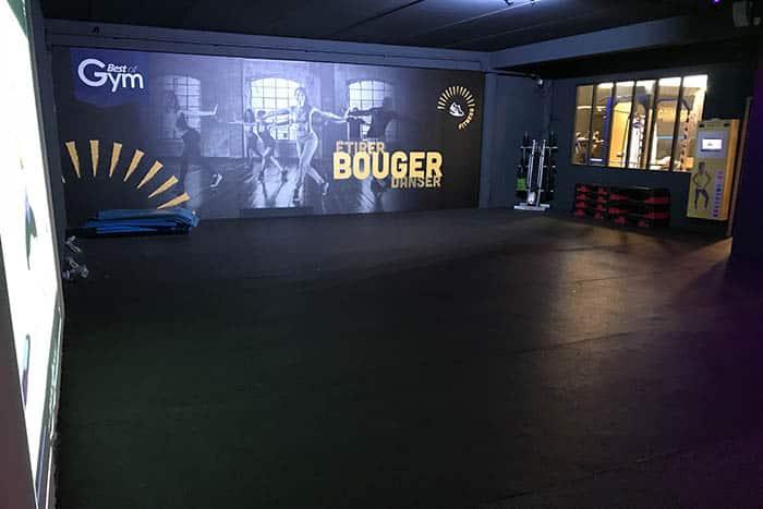 Studio Fitness à Rennes pour s'étirer, bouger et danser