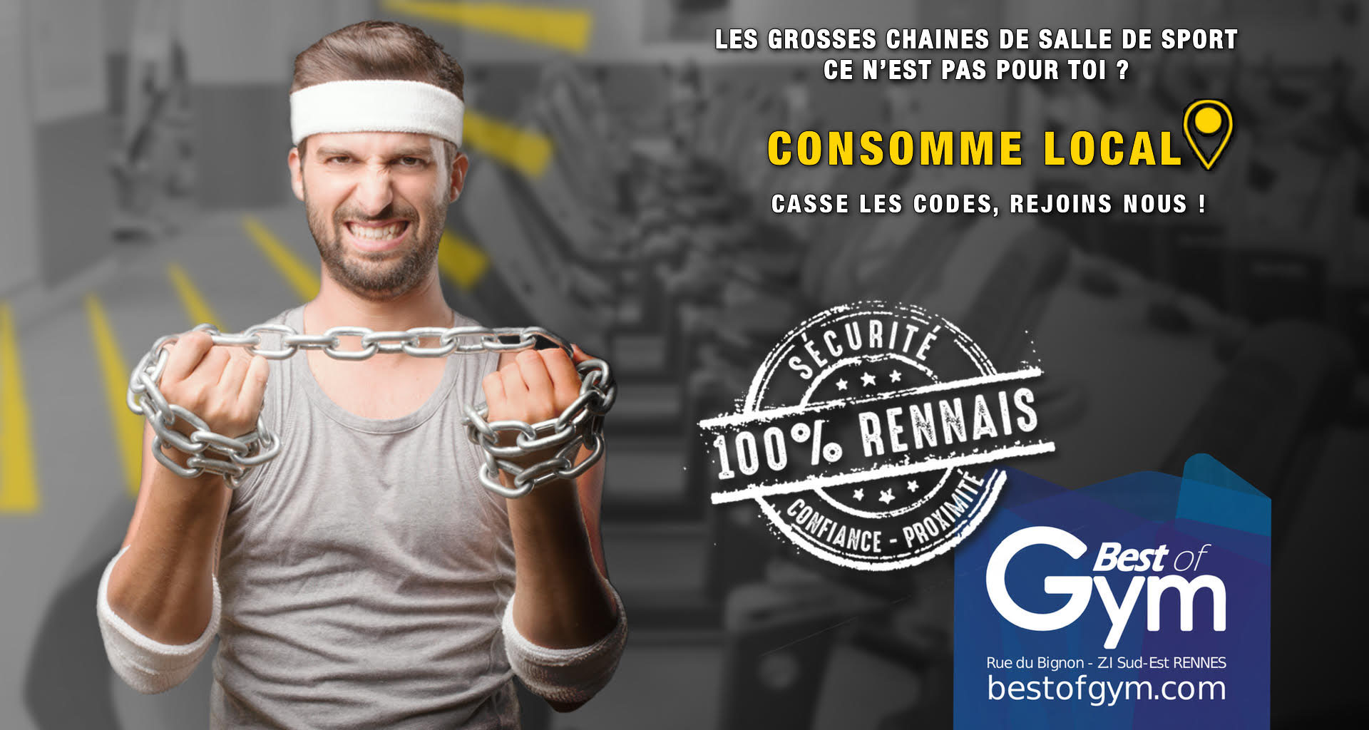 Best Of Gym - Salle de Sport Rennes