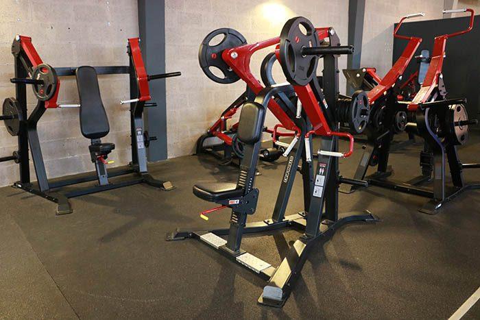 Appareils Guidés de musculation à Rennes